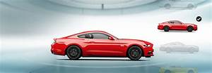 Ford Mustang - Build Your Own Mustang & Get Quote | Ford India