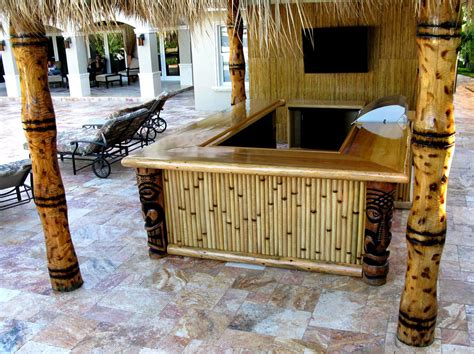 Bamboo Tiki Bar Plans by 35 Creative Tiki Bar Ideas Welcome To Re Max Preferred