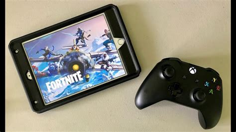 xbox controller  fortnite mobile ios