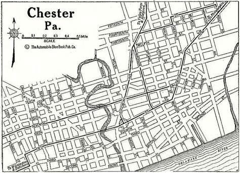 oldchesterpa maps