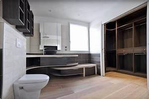 Dressing et de meubles de salle de bain reynier agenceur for Meuble dressing salle de bain