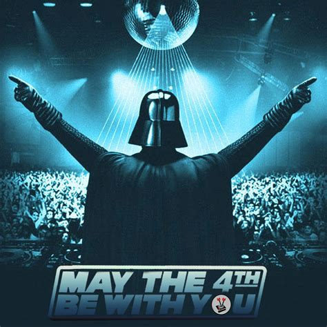 The force will be with you … always. Something wicKED this way comes....: May the fourth be with you!