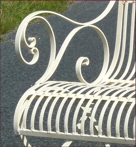 chaise d extérieur banc fauteuil chaise de jardin en fer forgé d interieur d