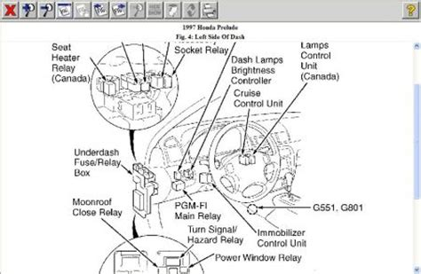 94 Prelude Engine Diagram  Get Free Image About Wiring