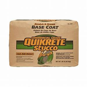 Quikrete 80 lb. Base Coat Stucco