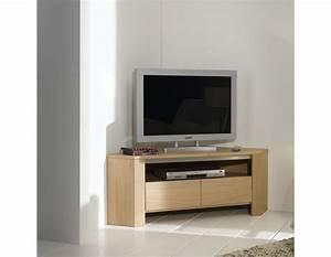 Meuble De Télé Conforama : meuble d angle tele meuble d angle tele sur enperdresonlapin ~ Teatrodelosmanantiales.com Idées de Décoration