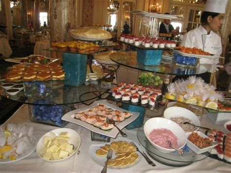 prix d une chambre au carlton cannes buffet photo de intercontinental carlton cannes cannes tripadvisor
