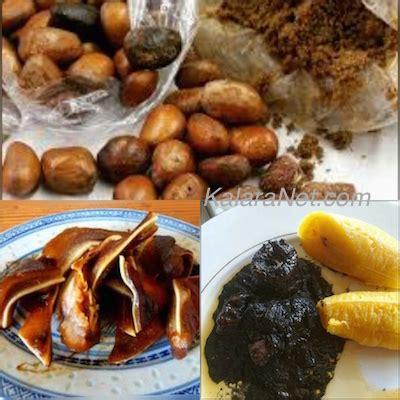 recette de cuisine camerounaise mbongo tchobi la recette au porc kalaranet magazine