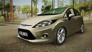 Ford Fiesta 4 : ford fiesta 1 4 tdci for gta san andreas ~ Melissatoandfro.com Idées de Décoration