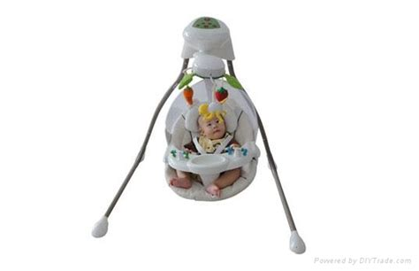 In Electric Baby Swing by Electric Baby Swing Ty 801 2 Togyibaby China