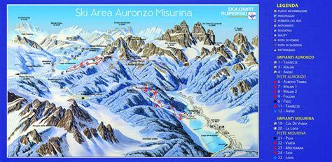 Ufficio Skipass Cortina - area sci auronzo tre cime dolomiti