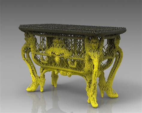 Home Decor 3d Printing : 3d Printed Furniture Is The Next Step For Home Decor