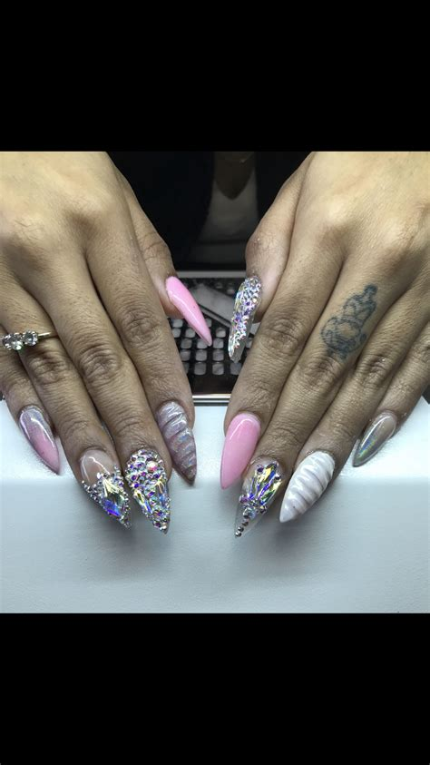 unicorn nails nailpro