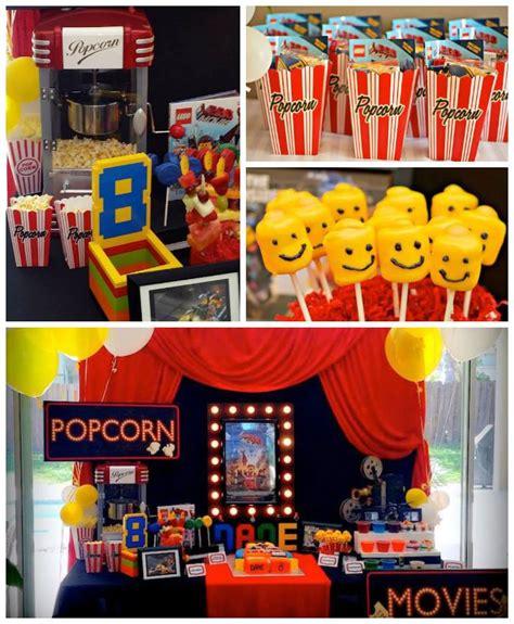 lego  themed birthday party full  fabulous ideas