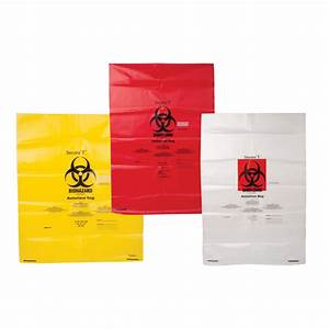 waste bags chemo autoclavable infectious With autoclavable labels