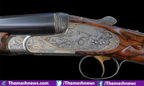 most expensive gun in the top 10 list of most expensive guns in the world 2017