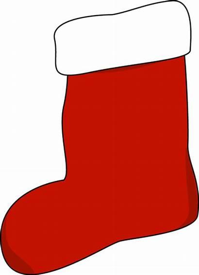 Stocking Stockings Christmas Clipart Clip Socks Cartoon