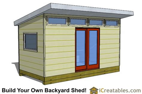 8 x 16 shed plans 8x16 storage shed plans easy to build designs how to
