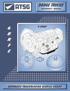 Technical Manual 68rfe Transmission Rebuild Guide