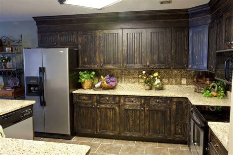 ideas for refinishing kitchen cabinets rawdoorsblog what is kitchen cabinet refacing or