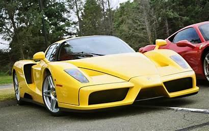 Ferrari Enzo Wallpapers Cars Wonderful Yellow Different
