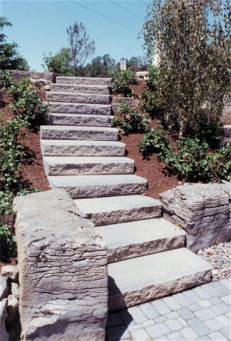 steps by unilock with sienastone photos - Unilock Steps
