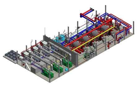 Автономные энергостанции контейнерные мини тэс дрова щепа.