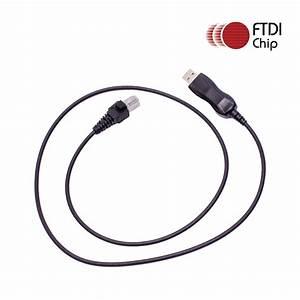 Ftdi Usb Programming Cable For Motorola Cdm1250 Cdm750
