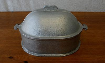 vintage guardian service ware aluminum cookware roaster pyrex vintage vintage cooking