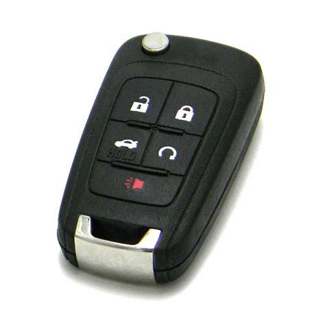20112016 Chevrolet Cruze Flip Key Fob Remote (oht01060512