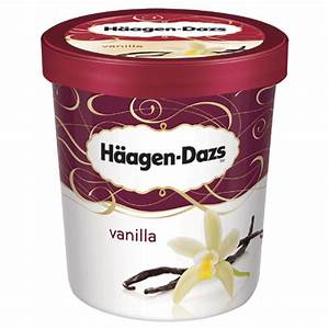Buy haagen dazs ice cream vanilla 457ml online at ...
