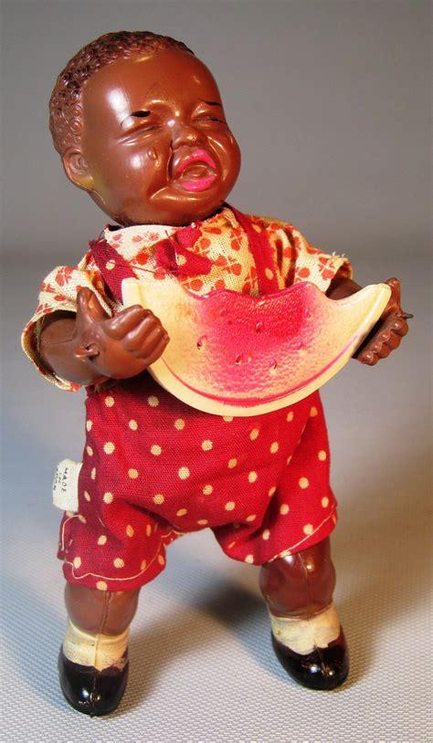 black americana wind  figurine japanese celluloid