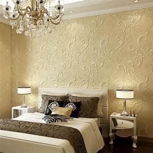 papier peint tendance 50 idees pour une maison moderne With papiers peints chambre adulte