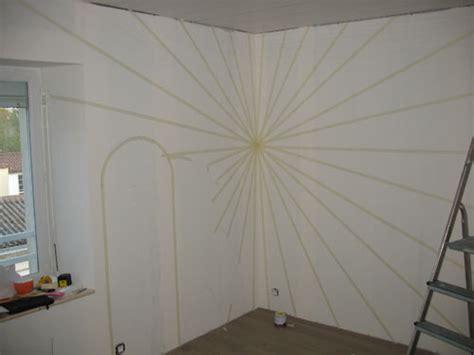 comment dessiner sur un mur de chambre une chambre de bébé aux couleurs de mario bros