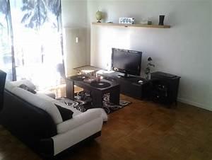 amenagement pour salon rectangulaire ouvert sur cuisine With amenager un jardin rectangulaire 13 deco salon 18m2