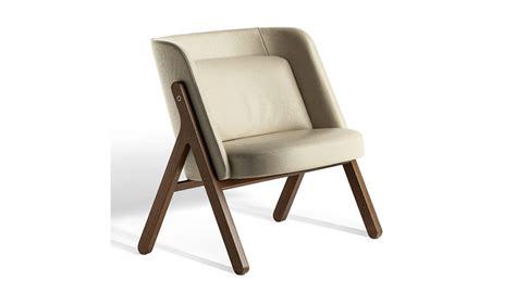 Ren Lounge Chair By Poltrona Frau