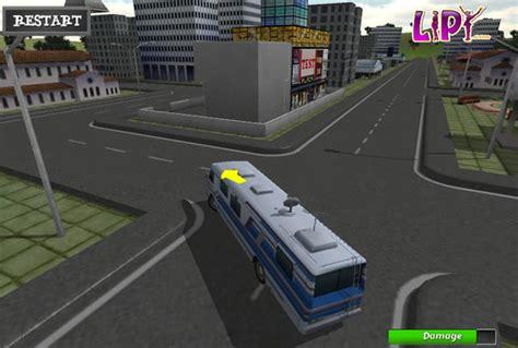 spiele school bus parking  kostenlose  spiele bei hierspielencom