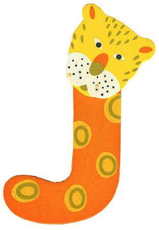 Letter J Animal Crafts