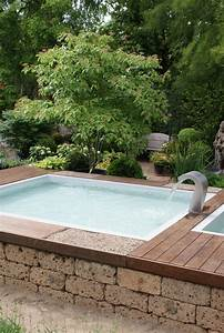 Mini Pool Terrasse : lounge whirlpools zinsser poolbau ~ Michelbontemps.com Haus und Dekorationen