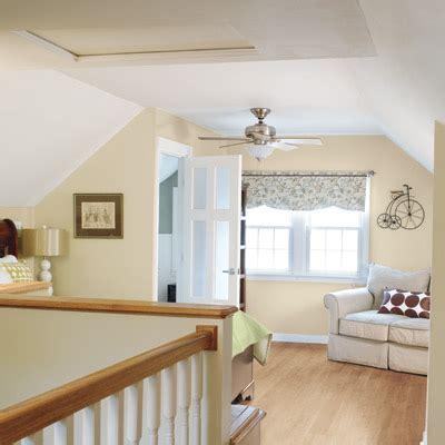 room    bright attic suite