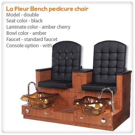 lafleur bench spa pedicure chair spasalon us