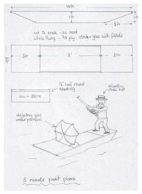 Punt Boat Plans by Where To Get Free Cedar Canoe Building Plans Boat