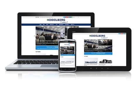 Heidelberg Launches Resource Center to Support Customers