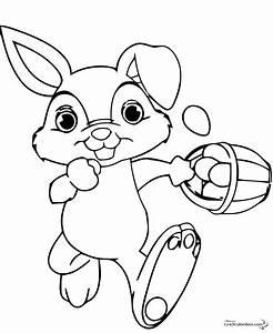 Dessin A Imprimer De Paques : coloriage lapin de paques a imprimer gratuit ~ Melissatoandfro.com Idées de Décoration