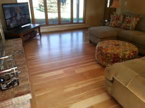 custom hickory wide plank hardwood floor milwaukee wi my affordable floors