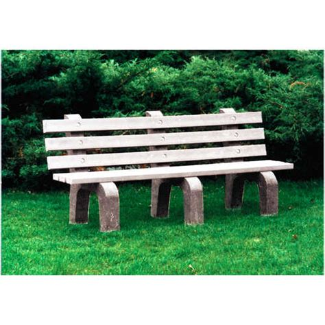 Traditional Benches by Traditional Park Bench 4 L Forestry Suppliers Inc