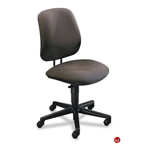the office leader paz mid back office task armless chair