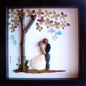 wedding gift pebble art unique engagement gift With fun wedding gifts for couple