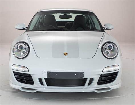 Porsche 911 Sport Classic 2010  Rare Sports Car Goes On