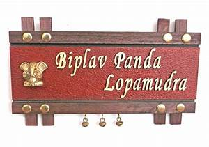 name plate designs name plates online name plates for With name plate designs for home